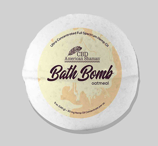 CBD Bath Bomb 150mg