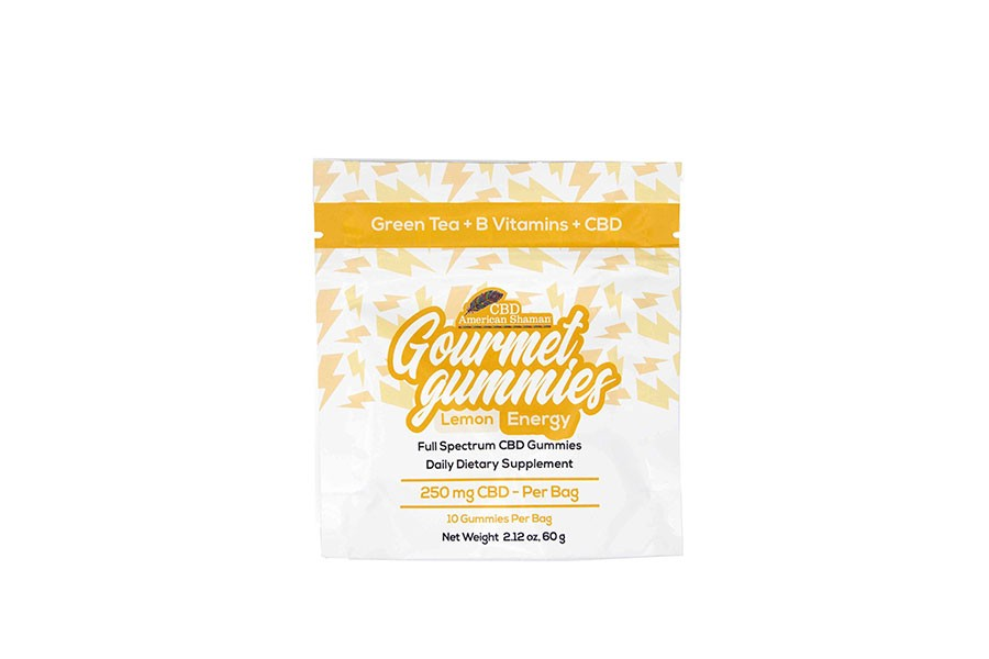 CBD Energy Gummies