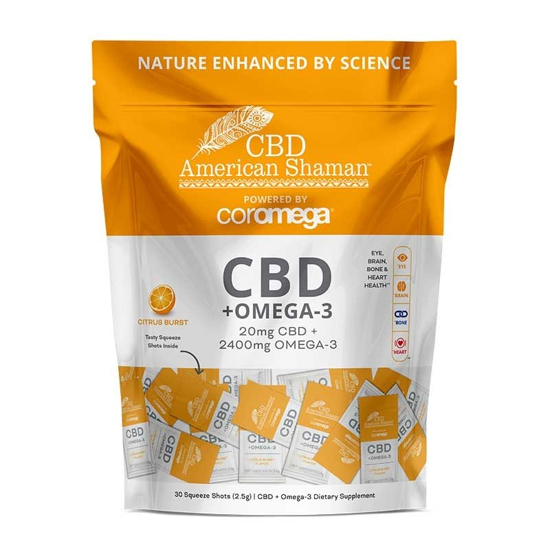 CBD Omega 3 Supplement