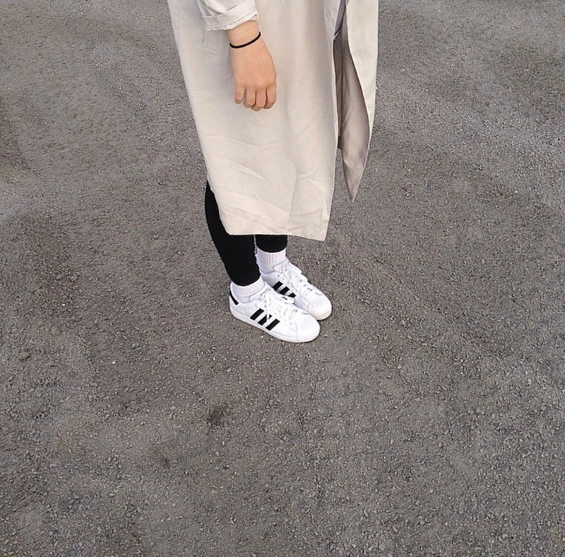 Adidas Superstar // 41.5