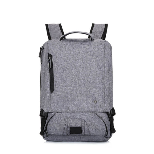 2019 Waterproof Polyester Business Notebook Backpack
