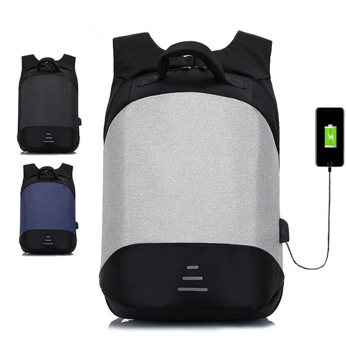 Anti Thief Business Laptop Backpack