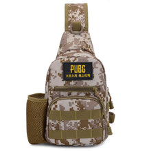 Load image into Gallery viewer, Camo leisure business men sling bag mens travel custom cross body shoulder bag