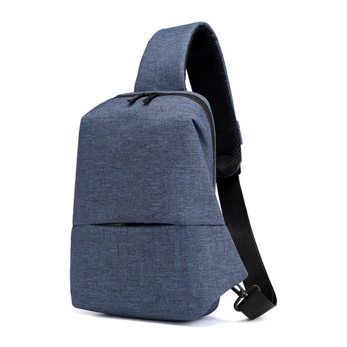Factory Wholesale Low Price Custom Men Sling Bag