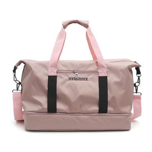 Fashion duffel bag sports bag gym with good quality