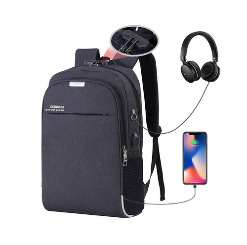 15.6-17 inch Business Laptop Backpacks