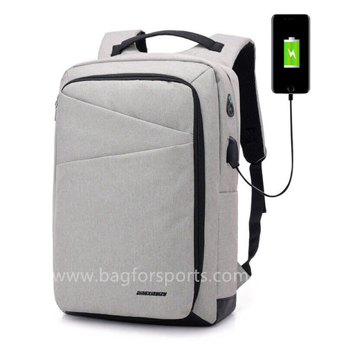 Lightweight Laptop Backpack USB Port