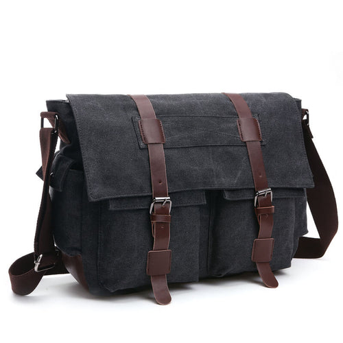 New Stylish Outdoor Shoulder Bag Custom Logo Messenger Bag Side Bags For Men