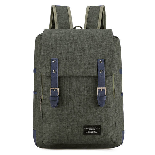 Business Outdoor College Waterproof Laptop Bag