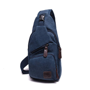 Outdoor Sport Travel Backpack Daypack Sling Bag Shoulder Crossbody Chest Bags