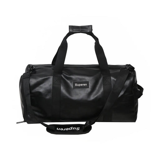 Professional Polyester Travel Tote Shoulder Men Duffel Bag Organizer