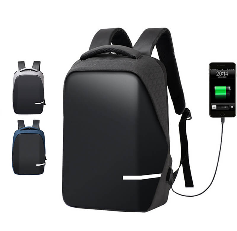 New Trendy Casual USB Charging Business Laptop backpack