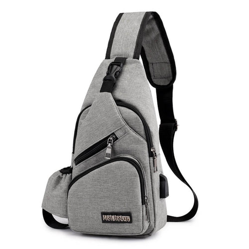 Shoulder Backpack CrossBody Chest Bags Cycling Travel Sling Bag