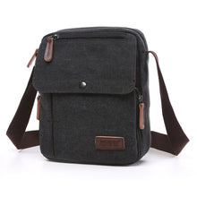 Load image into Gallery viewer, Simple and high-quality nylon mini sling bag men messenger bag