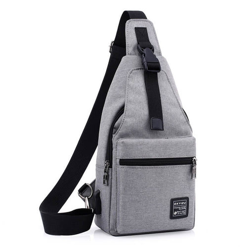 Sling Bag Messenger Bag Chest Pack Crossbody Shoulder Bags Small Shoulder Backpack