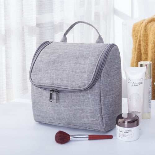 Travel Accessories Hanging Makeup Cases Pouch Toiletry Storage Cosmetic Bags