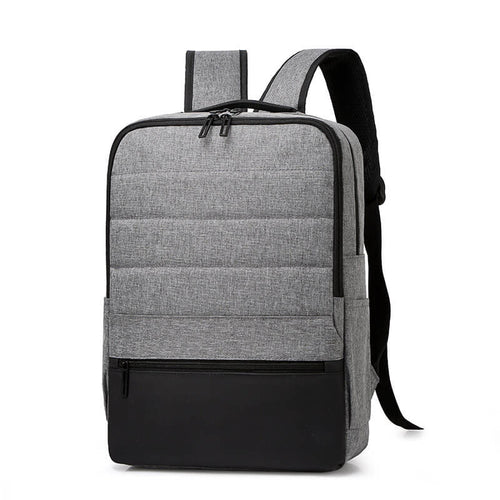 Simple blank rucksack backpack