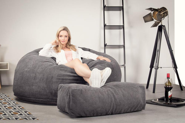 lounge-sack-1010-xxl-giant-memory-foam-xxl-bean-bag-sofa-pom-pom-charcoal-gray_2