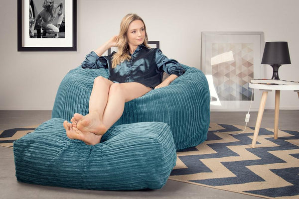 CloudSac-510-XL-X-Large-Memory-Foam-Bean-Bag-Cord-Aegean-Blue_2