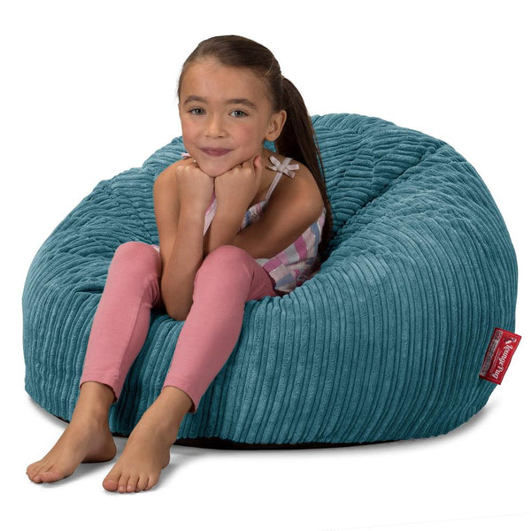 CloudSac-Kids-Memory-Foam-Giant-Childrens-Bean-Bag-Cord-Aegean-Blue_1