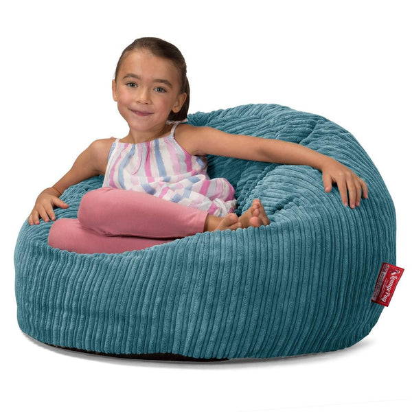 lounge-sack-kids-memory-foam-giant-childrens-bean-bag-cord-aegean-blue_2
