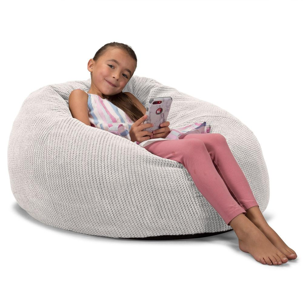 lounge-sack-kids-memory-foam-giant-childrens-bean-bag-pom-pom-ivory_3