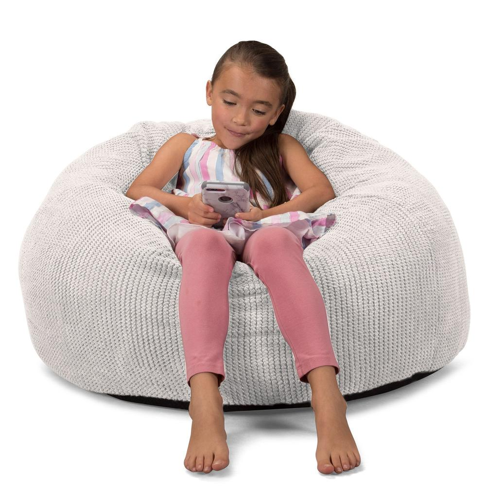 lounge-sack-kids-memory-foam-giant-childrens-bean-bag-pom-pom-ivory_4