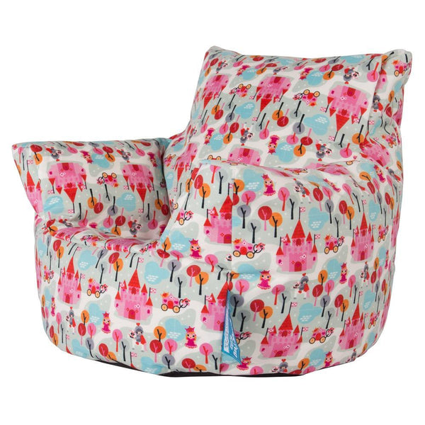 childrens-armchair-bean-bag-print-princess_1