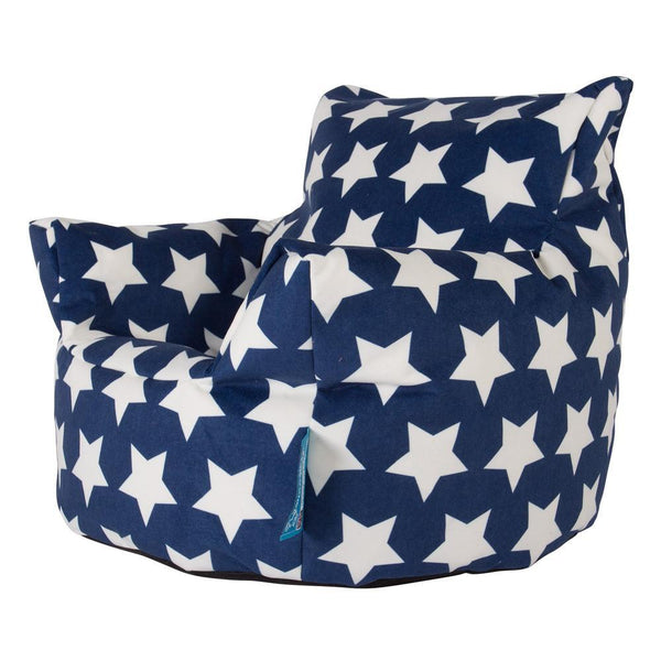 childrens-armchair-bean-bag-print-blue-star_1