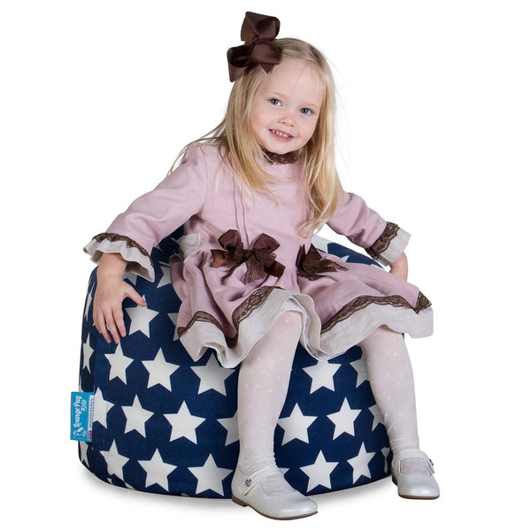 childrens-bean-bag-print-blue-star_1