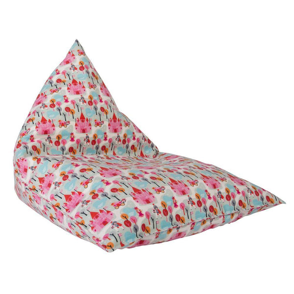 Childrens-Pod-Bean-Bag-Print-Princess_1