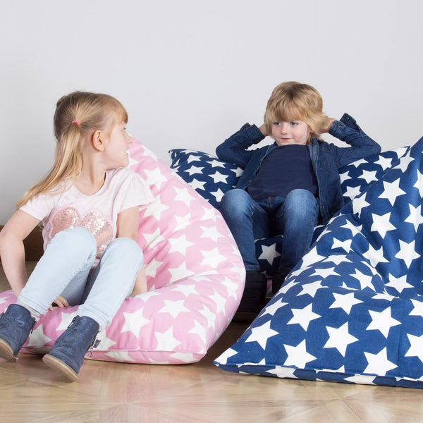 childrens-pod-bean-bag-print-blue-star_2