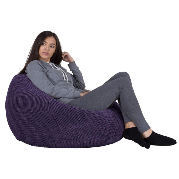 Classic-Bean-Bag-Chair-Pom-Pom-Purple_1