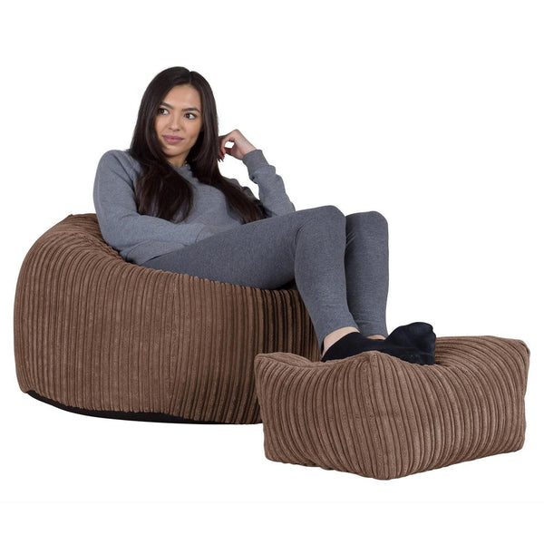 Classic-Bean-Bag-Chair-Cord-Mocha-Brown_1