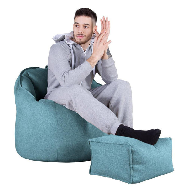 Cuddle-Up-Bean-Bag-Chair-Interalli-Wool-Aqua_1