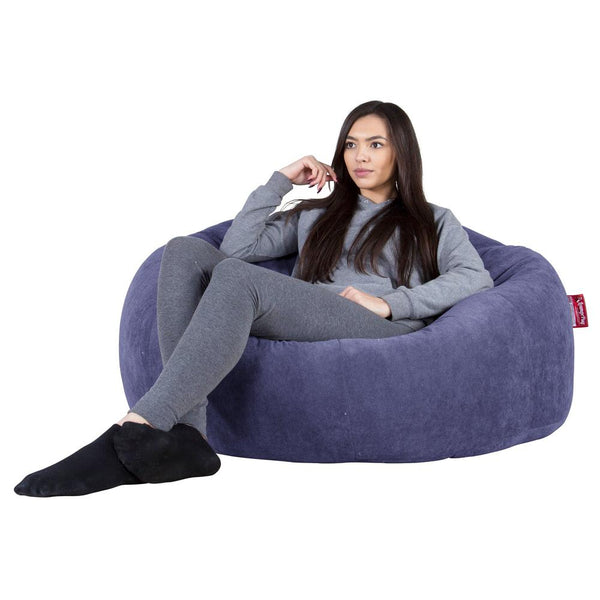 Classic Sofa Bean Bag - Flock Blue
