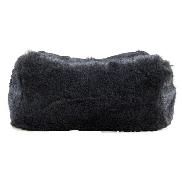 small-footstool-fluffy-faux-fur-badger-black_1