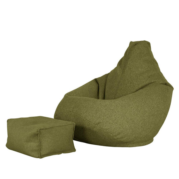 Highback-Bean-Bag-Chair-Interalli-Wool-Lime-Green_1