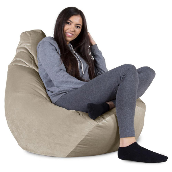 Highback-Bean-Bag-Chair-Velvet-Mink_1