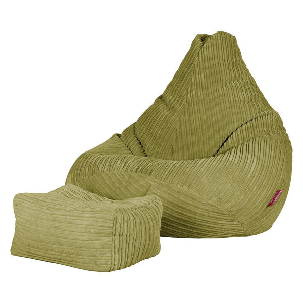 Highback-Bean-Bag-Chair-Cord-Lime-Green_1