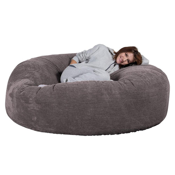 Mega-Mammoth-Bean-Bag-Sofa-Pom-Pom-Charcoal-Gray_1