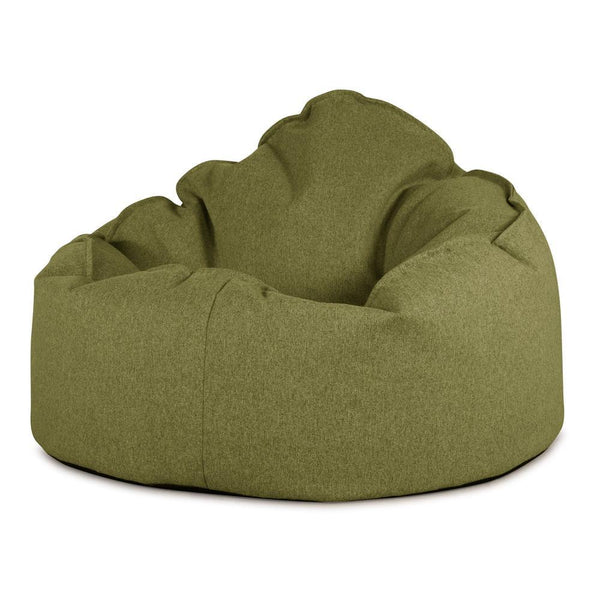 Mini-Mammoth-Bean-Bag-Chair-Interalli-Wool-Lime-Green_1