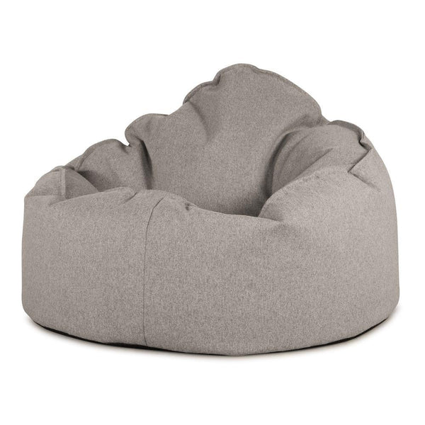 Mini-Mammoth-Bean-Bag-Chair-Interalli-Wool-Silver_1