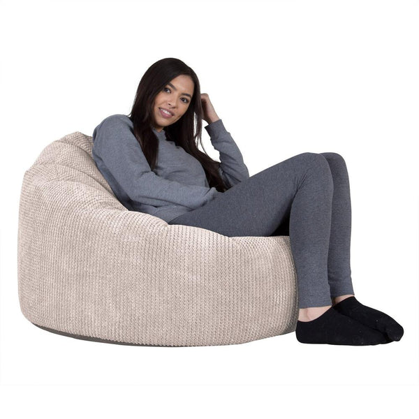 Mini-Mammoth-Bean-Bag-Chair-Pom-Pom-Ivory_1
