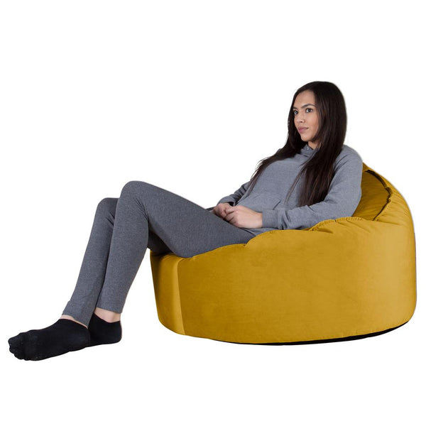 Mini-Mammoth-Bean-Bag-Chair-Velvet-Gold_1