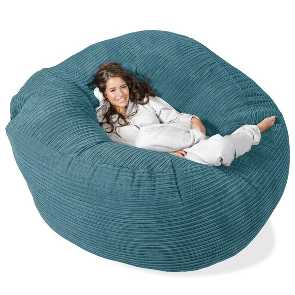Mega-Mammoth-Bean-Bag-Sofa-Cord-Aegean-Blue_1
