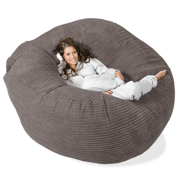 Mega-Mammoth-Bean-Bag-Sofa-Cord-Graphite-Gray_1