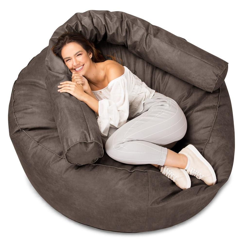 mega-mammoth-bean-bag-sofa-distressed-leather-natural-slate_4
