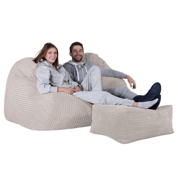 Huge-Bean-Bag-Sofa-Cord-Ivory_1
