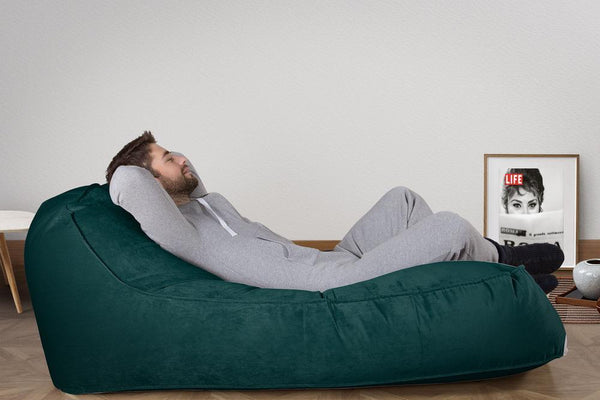 Double-Day-Bed-Bean-Bag-Velvet-Teal_2